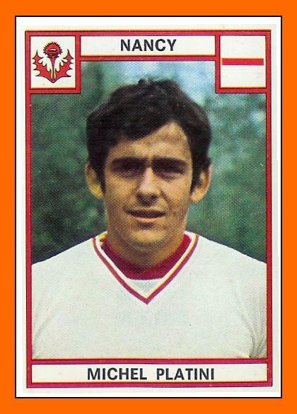 Michel Platini 1976