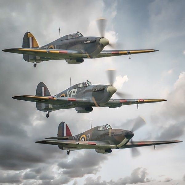 Lets Hear It For The Hurricanes On Battleofbritainday 15th