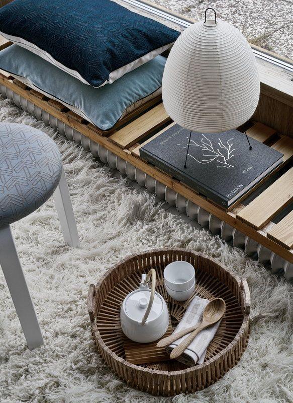 Vitra Akari 1a Table Lamp Furniture Design Modern Scandi Interior Design Japanese Paper Lanterns