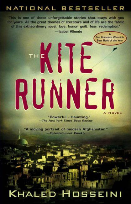 Khaled Hosseini - The Kite Runner