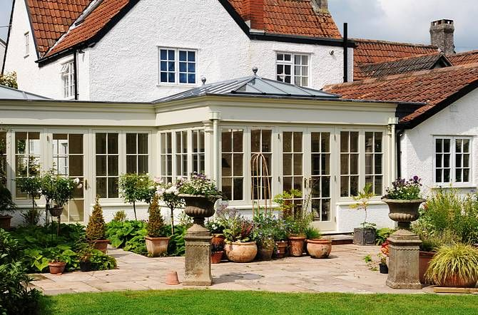 Bespoke Timber Orangeries | David Salisbury UK