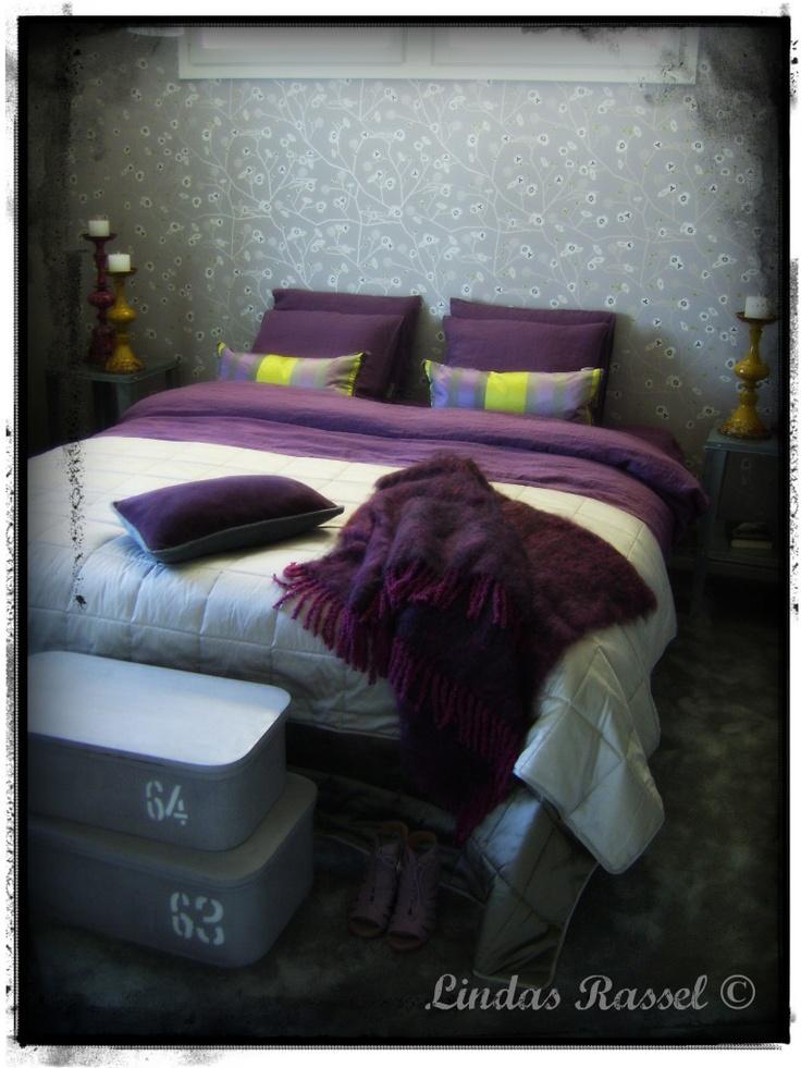 Sovrum lila