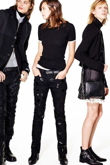 Diesel Black Gold Pre-Fall 2015 Fashion Show Collection