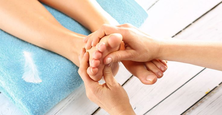 Reflexology is a type of massage therapy based on the theory that all parts of the body are represented by specific spots in the hands and feet, and that stimulating these spots can have a positive effect on the corresponding body part. It's been found to relieve anxiety and pain, assist with loss of sensation and pain in those with diabetes, ease constipation, and help reduce premenstrual symptoms. It can even alleviate sensory, motor, and urinary complications in people with multiple…