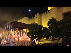 Virgen del Valle por Calle Alemanes. Semana Santa Sevilla 2016 - YouTube
