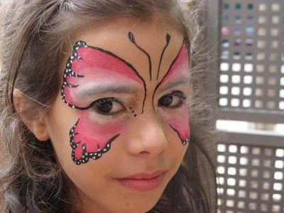 cosas de wala: maquillaje facial: MARIPOSA