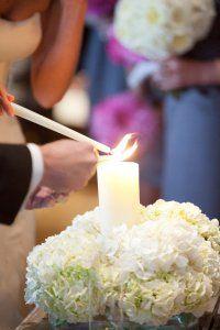 """Celebra tu boda de manera diferente con la """"Ceremonia de las Velas"""""""