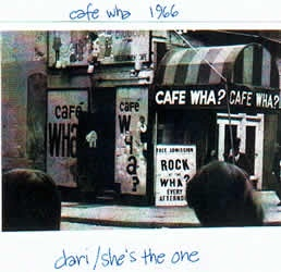 Cafe Wha? 1966