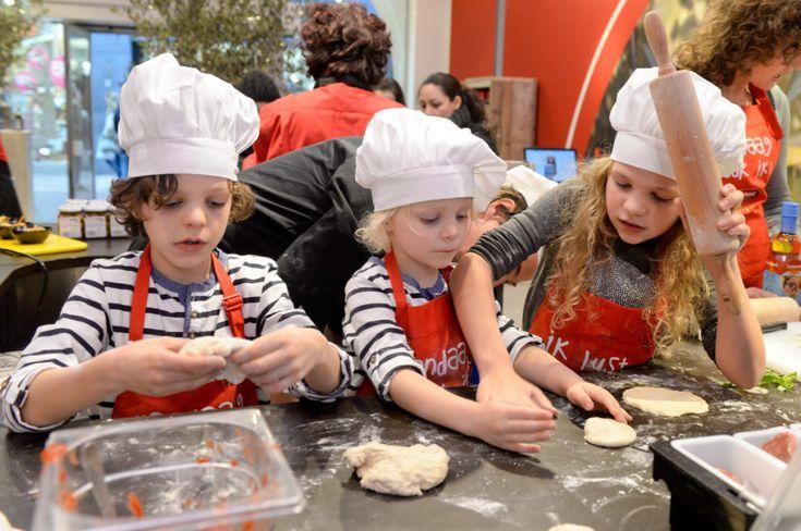 Met deze recepten wordt je kind een chefkok