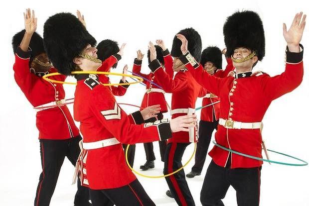 London Olympics - not