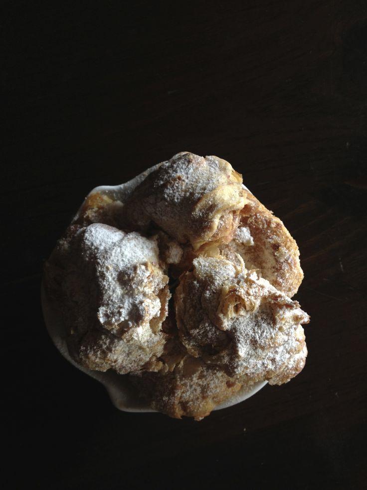 Mini Croissant de Almendra