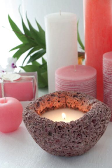 """Vance Kitira Faux Coral Candle-Another """"New"""" exciting  item coming in Spring 2015 our Faux Coral Candle. More info to follow...."""