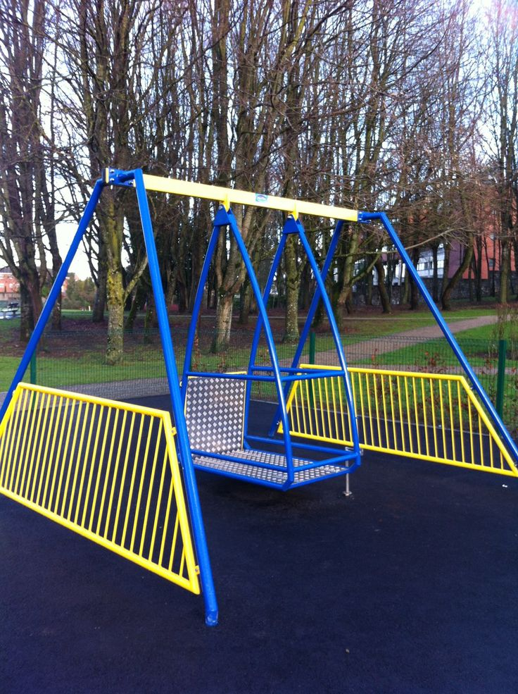 Accessibility Equipment For Children With Disabilities