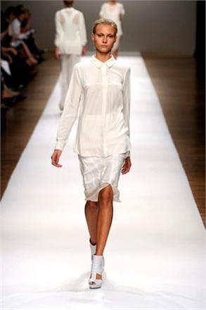 Camicie bianche - Vogue.it
