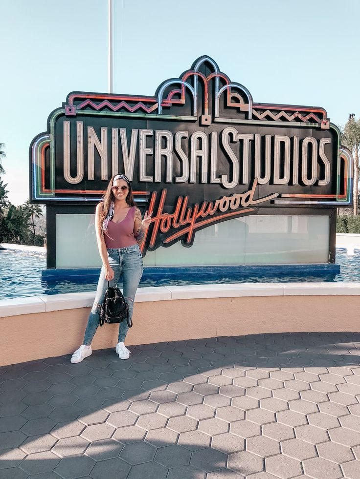 Universal Studios Hollywood Day Laugh Love Hippie Universal Studios Hollywood Universal Studios Hollywood