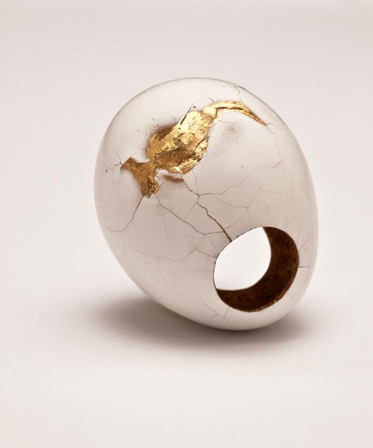 "Dania Chelminsky  egg ring participating in ""Telling Tales""  exhibition"