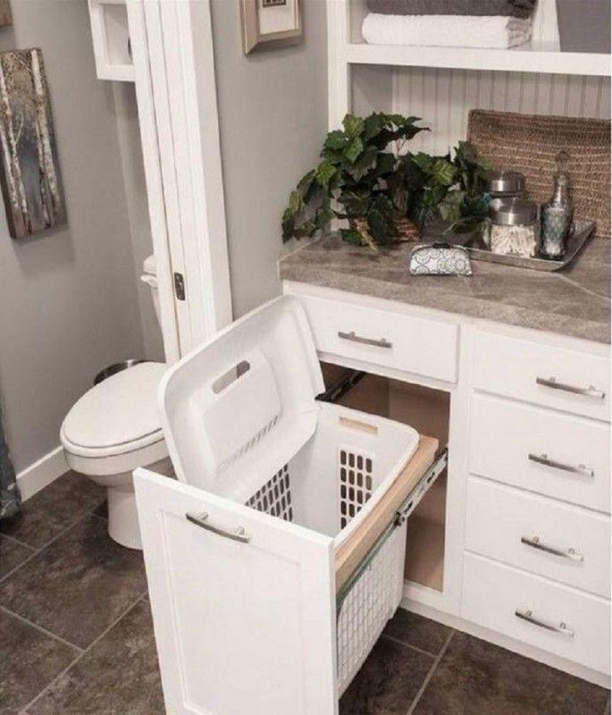10 идей для ванной комнаты: уют и порядок гарантированы! — Полезные советы