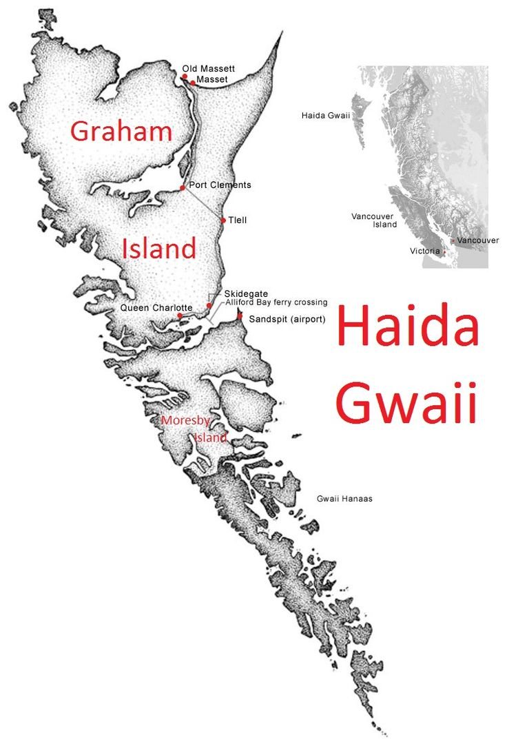Our Islands - Go Haida Gwaii