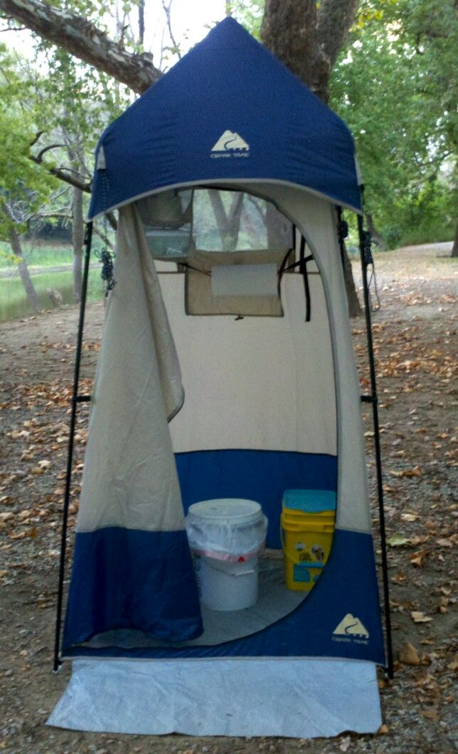 17 Best Ideas About Camping Toilet On Pinterest