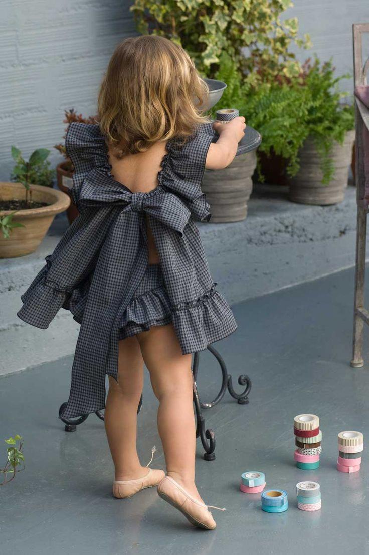 all about the bow. No Sin Valentina #designer #kids #fashion