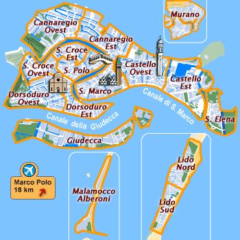 Best Map Of Venice Ideas On Pinterest Venice Italy Map Map - Venice map image