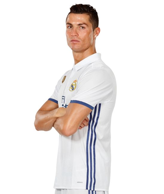 Web Oficial con la ficha detallada de Cristiano Ronaldo (CR7), delantero del Real Madrid, con su estadísticas y las mejores fotos, vídeos y noticias.