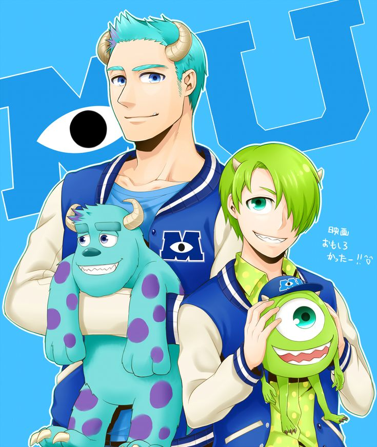monsters inc anime forum | Monsters Inc./#1547702 - Zerochan