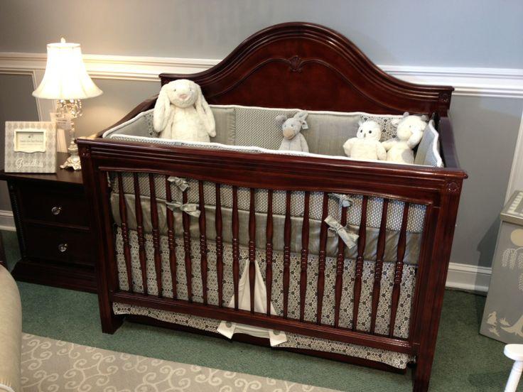 240 Best Grey Crib Bedding Images On Pinterest Gray Crib
