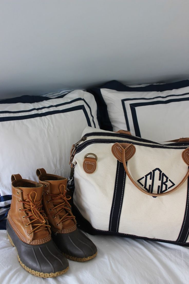 Preppy by the Sea: What to Pack for a Ski Weekend