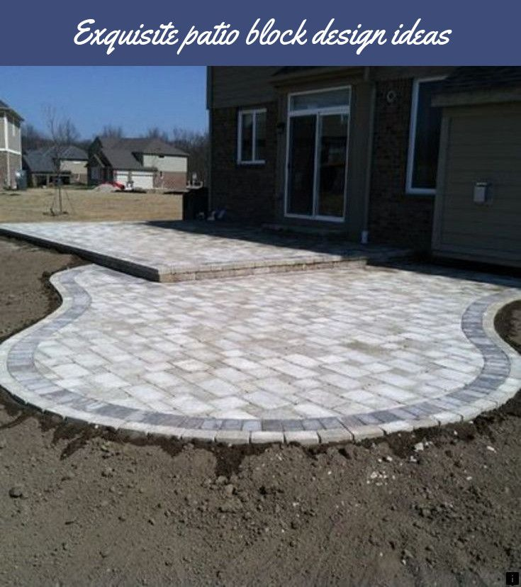 Read more about patio block design ideas. Simply click here for more ...