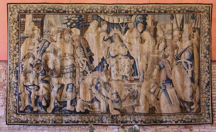 antique tapestry venice