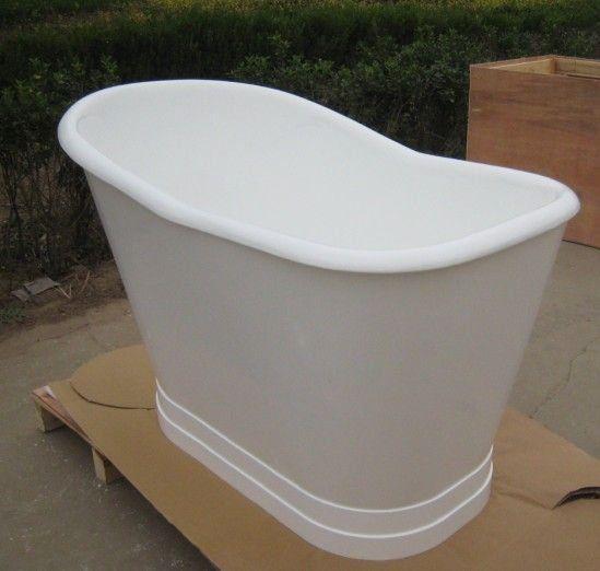 25 best deep bathtub ideas on pinterest bathtubs walk for Small but deep bathtubs