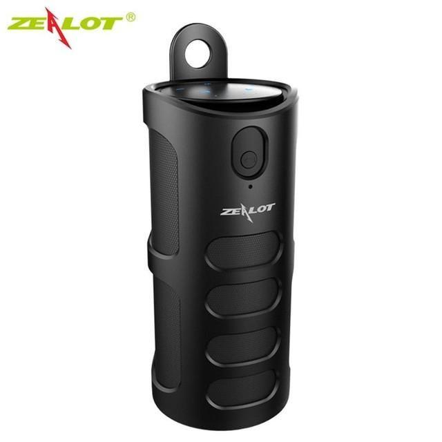 Wireless Bluetooth Speaker Touch Control 3D Surround Sound Sport Subwoofer