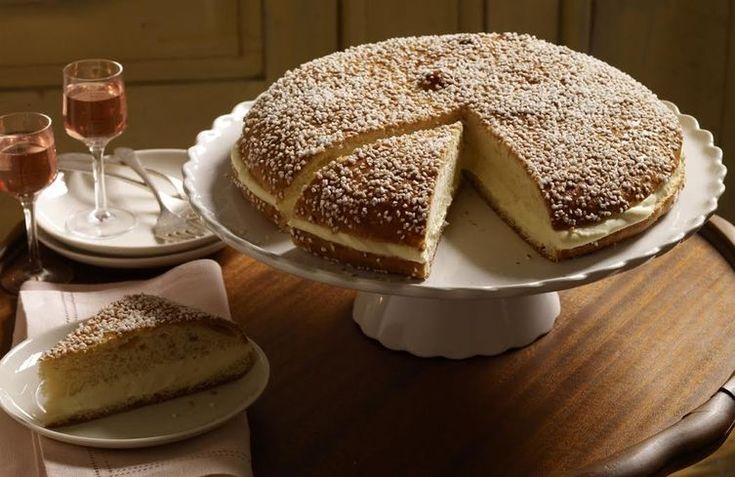 How to Make Dorie Greenspan's Tarte Tropézienne