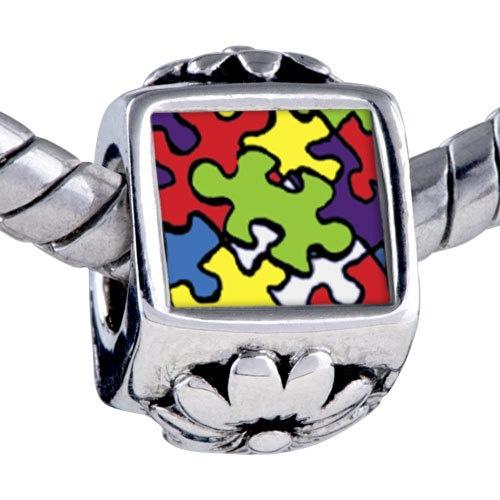 Autism Charms For Pandora Bracelets: 29 Best Bracelet Charms/Autism Images On Pinterest