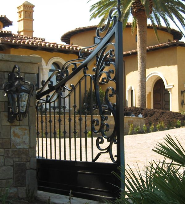 Best 25 Mediterranean Architecture Ideas On Pinterest: Best 25+ Iron Gates Driveway Ideas On Pinterest