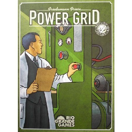 Power Grid Board Game Power Grid is the updated release of the Friedemann Friese crayon game Funkenschlag The latest cooperative publishing effort from Friedemann Friese and Rio Grande Gamesremoves the crayon aspect from n http://www.MightGet.com/march-2017-2/power-grid-board-game.asp