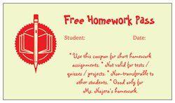 vistaprint homework pass