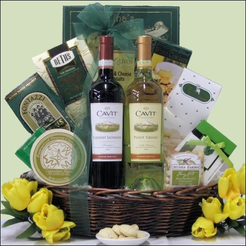 Httpwine merchantcavit duet easter gourmet wine gift httpwine merchantcavit duet easter gourmet wine gift basket send this beautiful gourmet two bottle wine gift basket this easter holiday negle Image collections