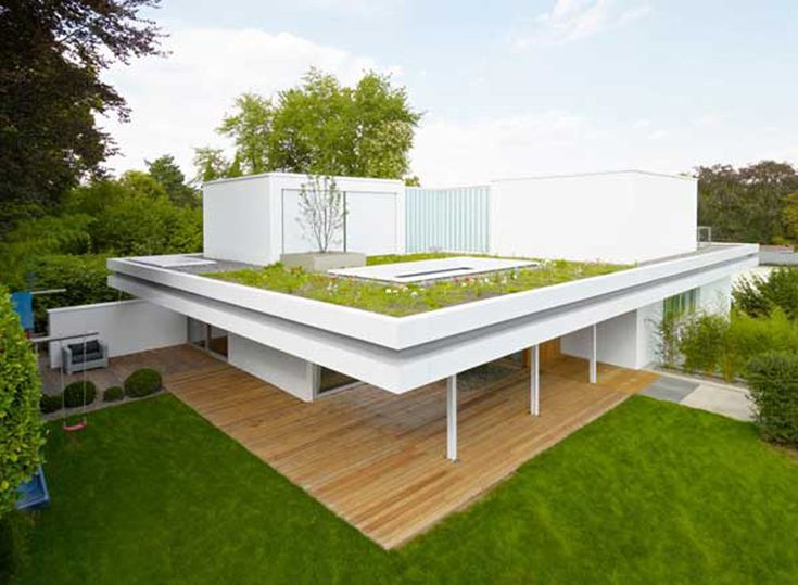 Flat Roof Modern House Designs #Glass Pinned By Www.modlar.com Part 81