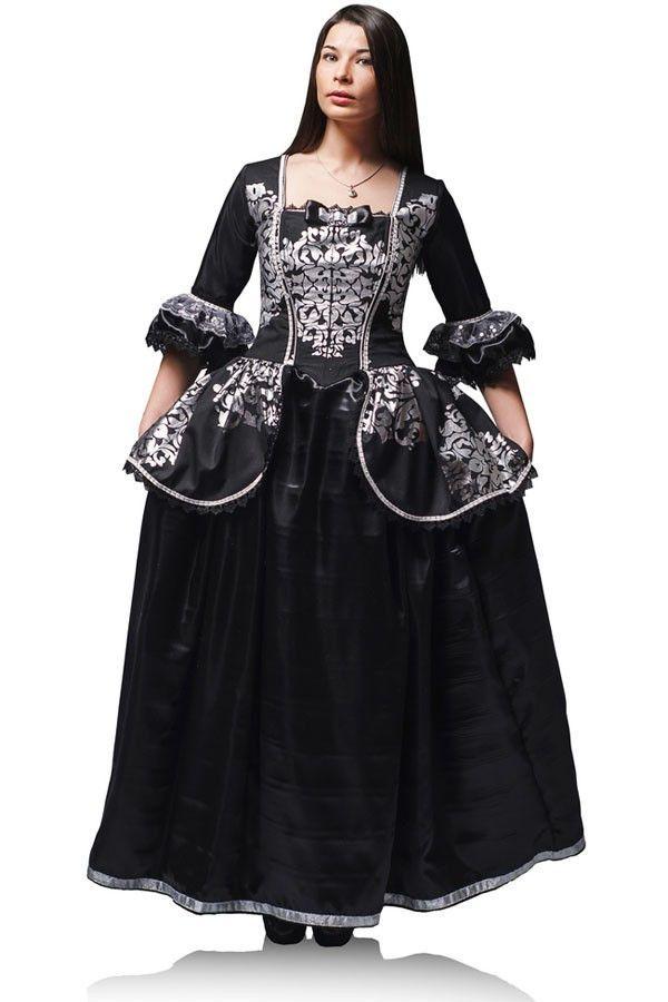 Чорна графиня   Black Countess  #princess #dress #ball #Queensandladies #BlackCountess