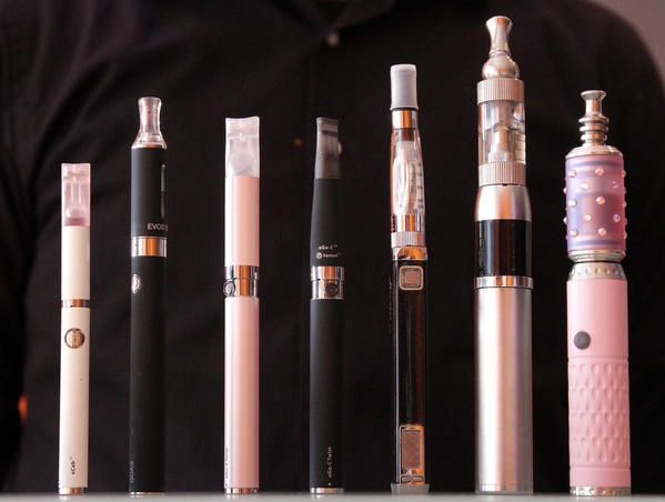 Can electronic cigarettes help smokers kick the traditional habit?