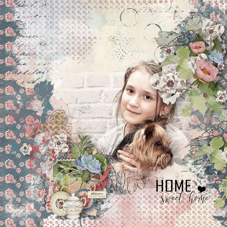 Digital Art :: Kits :: Our House by Sekada Designs [Kit]