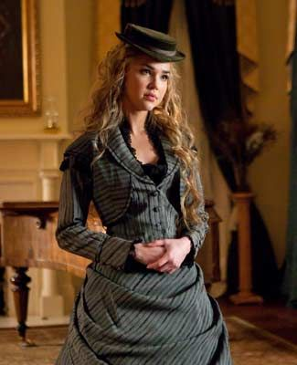 'The Vampire Diaries' Season 5: Arielle Kebbel says Lexi 'most likely will' return #TVD