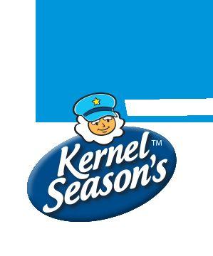 Kernel Season's popcorn seasonings on blander foods like chicken, breads, potatoes, etc.