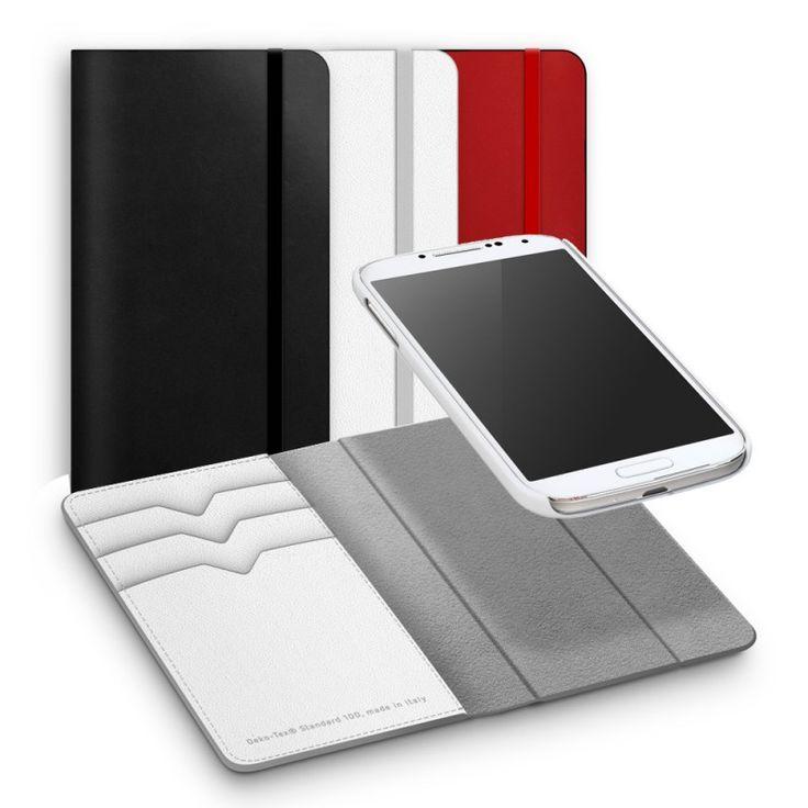 LAB.C Smart Wallet Case, Futerał+etui 2w1 dla GALAXY S4