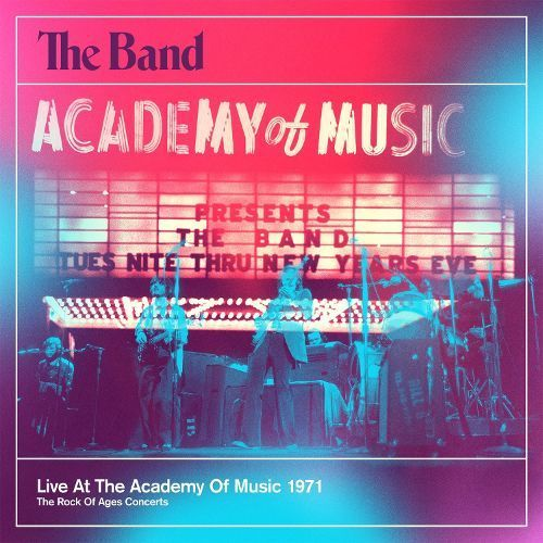 Live at the Academy of Music 1971 [CD/DVD] [CD & DVD]