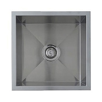 Square Kitchen Sink 450 x 450 x 210mm