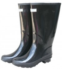 Miss Predictable Wide Fit Wellies