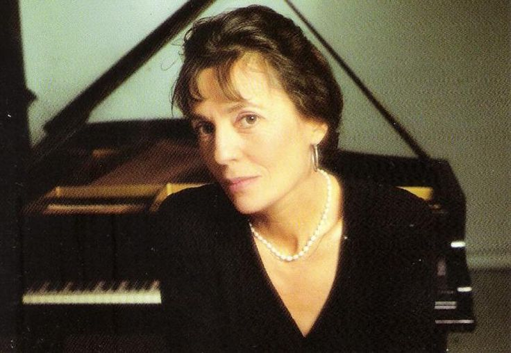 Maria Joao Pires - famous classical pianist